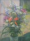 Цветы из сада