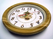 Часы (вариант оформления)