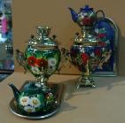 Самовар, чайник , поднос г.Тула